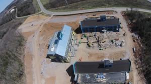 Overhead Drone Photo