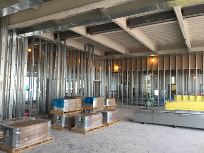Mechanical Units ESS Building