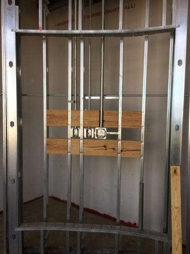Stem Lobby Niche Framing