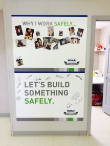 Let's Build Something Safely