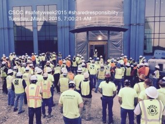 Safety Week- Shared Responsibility