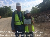 Jerry Young Staffzone Safety Award