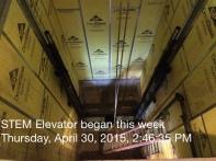 STEM Elevator