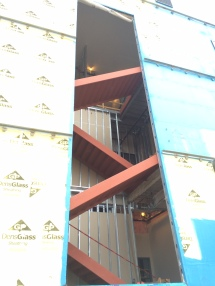 ESS West Stairs