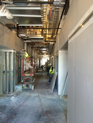 STEM Main Corridor