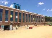 STEM Masonry East Side 2