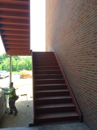 STEM North Staircase