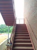 STEM North Stairs