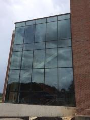 STEM North Glazing