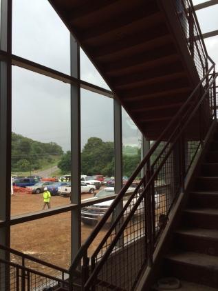 STEM North Stairwell