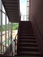 AH South Stairs