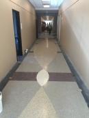 Terrazzo Installation