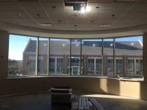 STEM Upper Level Lobby