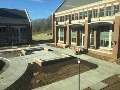ESS Courtyard View