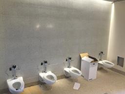 AH Toilet Installation